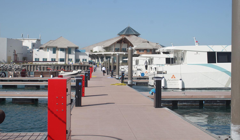 Banana Island Resort Doha By Anantara Structurmarine