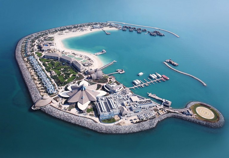 BANANA ISLAND RESORT DOHA BY ANANTARA