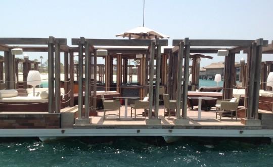 Plateformes flottantes pour bâtiments