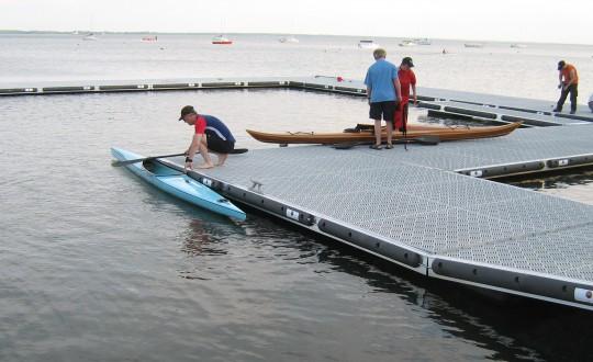 Rowing Pontoons