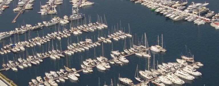 Solutions pour marinas