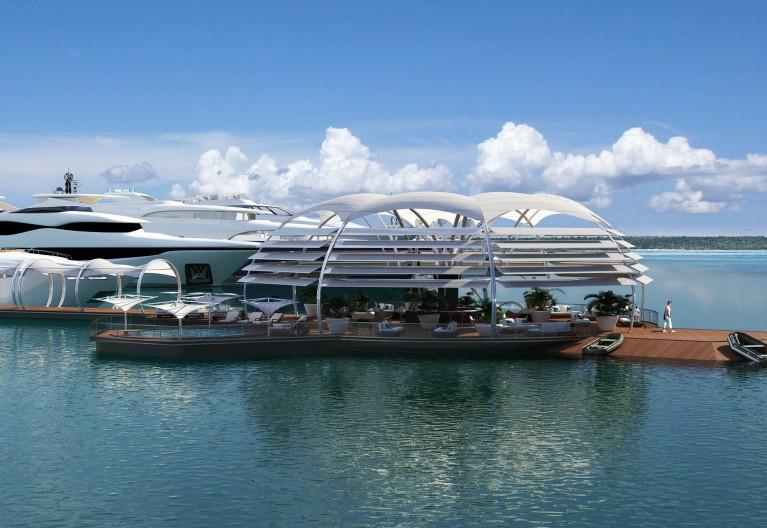 Système de toits textiles architecturaux,