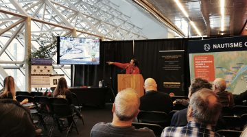 New trends in international marinas management – Montreal Boat Show